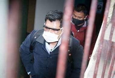 El juez detenido en la víspera I APG Noticias.