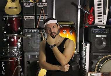 El rap Express de Giuseppe Miguel