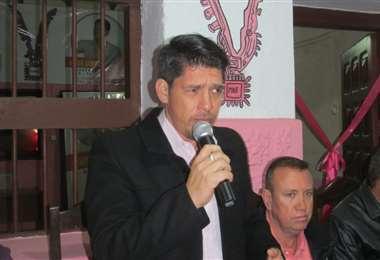 Jorge Gómez, director del Sedes de Beni (Foto: La Palabra de Beni)