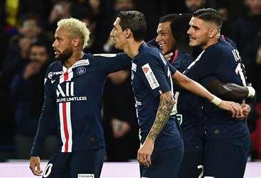 Antes de iniciar la próxima temporada, el PSG debe jugar las finales de la Copa de la Liga y la Copa de Francia. Foto: Internet