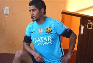 Nelvin Soliz a principios de año se recuperó de una lesión y está listo para jugar. Foto: Andaluz