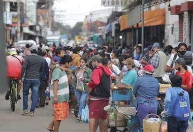 """""""No somos ciegos de lo que pasa en la ciudad"""", dice la alcaldesa./Foto: Ricardo Montero"""