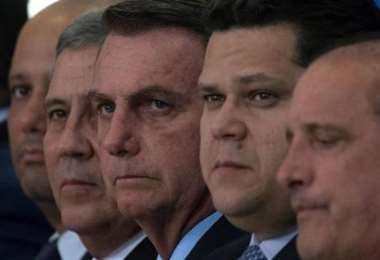 Indignación en Brasil por las formas y la omisión del Covid-19 en una reunión del Ejecutivo