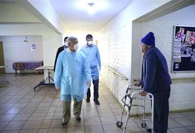 Covid-19 pone pone en jaque al sistema de salud chileno