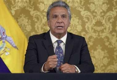 Presidente Lenín Moreno priorizará salud y empleo en su último año de gobierno en Ecuador