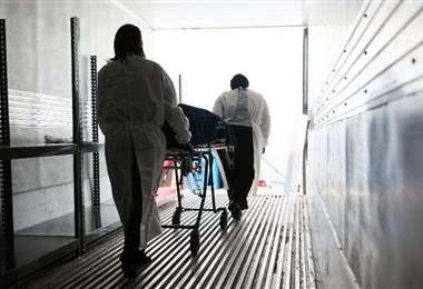 EEUU registra 1.127 nuevas muertes por coronavirus en 24 horas