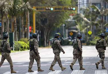El gobierno de Perú endureció el toque de queda en algunas regiones del país