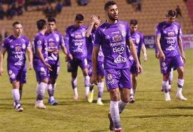 Real Potosí está en el décimo lugar de la tabla de posiciones del torneo Apertura, con 15 puntos, a seis de los líderes. Foto: APG Noticias