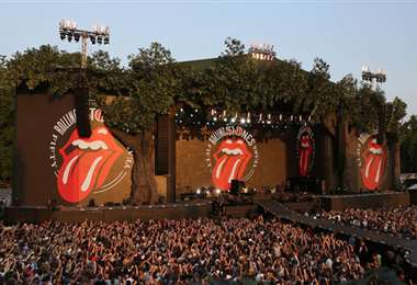 The Rolling Stones en Hyde Park (2013)