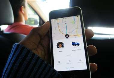 Los viajes de Uber se redujeron en todo el mundo a raíz de la cuarentena