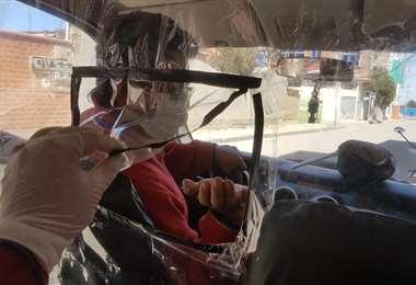 Así serán las medidas de seguridad que tomarán los transportistas. APG Noticias