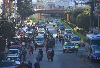 El panorama en la urbe alteña I APG Noticias.