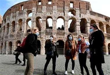 Italia abre piscinas y gimnasios en una nueva fase de desconfinamiento