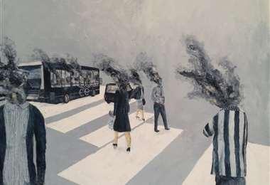 Además de ver las obras en la galería digital puede pedir catálogo digital