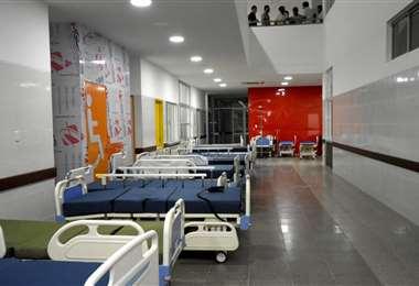 Los centros cuentan con el equipamiento necesario /Foto: Alcaldía Municipal