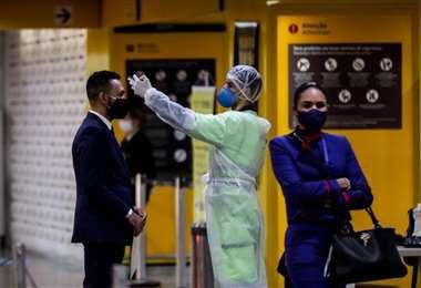 Brasil ha confirmado el lunes 807 nuevas muertes con coronavirus en las últimas 24 horas, superando así a Estados Unidos en el número de fallecimientos diarios