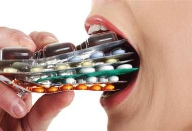 La automedicación un riesgo para la salud