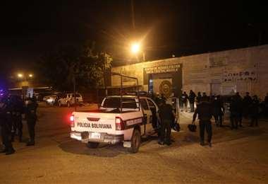 La situación se complica cada vez más en Palmasola (Foto: JORGE GUTIÉRREZ)