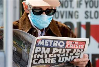Más de 46.000 muertes atribuidas al coronavirus en el Reino Unido