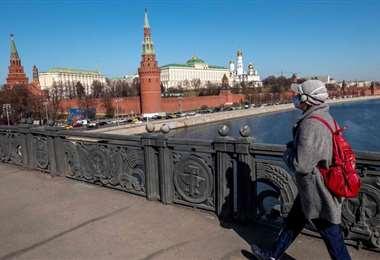 Nuevo récord de muertes por coronavirus en 24 horas en Rusia