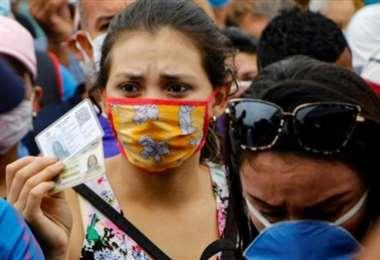 """El mundo responde a la """"generosidad"""" de países de acogida de migrantes venezolanos"""