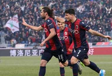 La dirigencia del club Bolonia ya tomó medidas ante las sospechas de coronavirus en sus filas. Foto: Internet