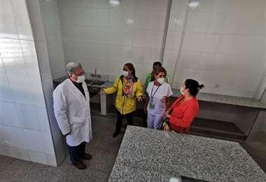 El Tatú, uno de los centros que se abrirá el próximo mes