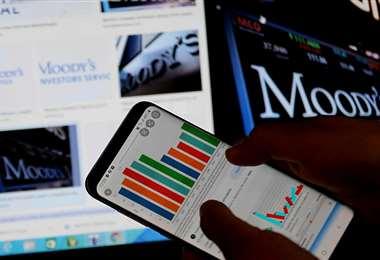 Moody's presentó su último informe    Foto: Ricardo Montero