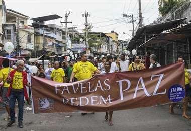 Favelas de Rio no tienen paz, ni siquiera en la pandemia