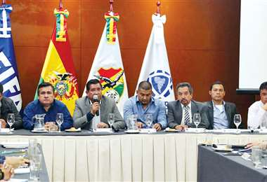 La reunión que se llevará a cabo la próxima semana es muy esperada por los clubes de la División Profesional. Foto: Internet