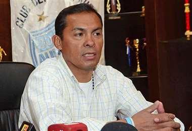 El presidente de Aurora Jaime Cornejo se encuentra muy molesto con el accionar de Fabol. Foto: Internet