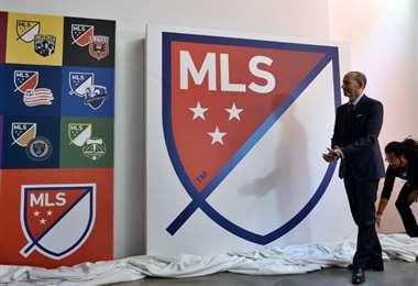 La MLS autorizó este jueves que sus equipos celebren entrenamientos en pequeños grupos, en un paso más hacia la reactivación de la competición, suspendida por el coronavirus. Foto: AFP