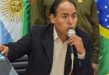 El Ministerio de Deportes, que está al mando de Milton Navarro, debe tomar decisiones importantes. Foto: Internet