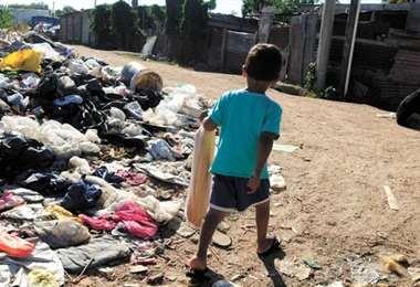 Se va a acentuar la pobreza por la pandemia. Foto Internet