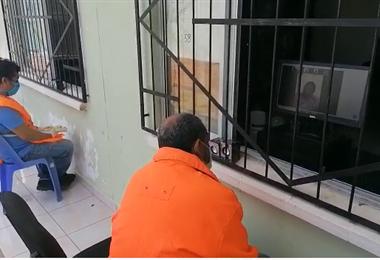 Audiencias virtuales en Palmasola