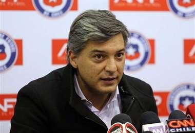 Sebastián Moreno seguirá en el mando del fútbol chileno hasta el 31 de julio. Foto: internet