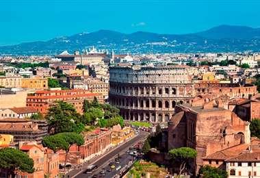 Economía italiana retrocede más de lo previsto