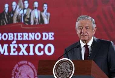 López Obrador irá por tierra hasta Cancún. Foto Internet