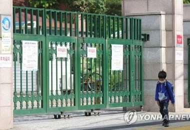 Seúl controla el número de alumnos en las escuelas por rebrote del coronavirus