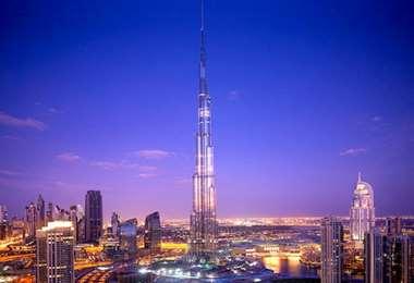 La torre más alta del mundo. Foto Intenet