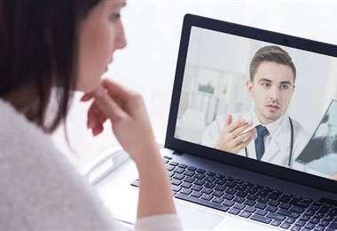 La telemedicina permite un apoyo al sistema de salud