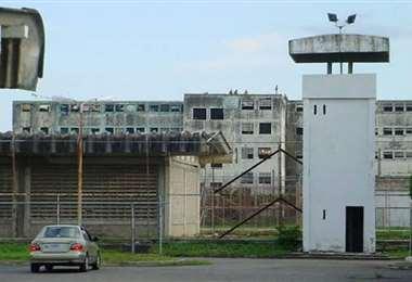 El penal de Guanare donde sucedió el motín. Foto Internet