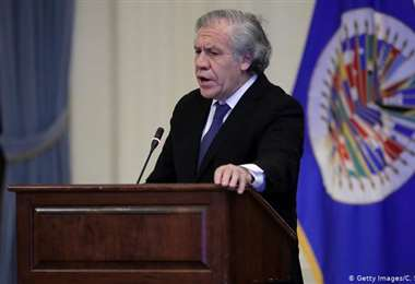 Luis Almagro advierte sobre presencia de Irán en América
