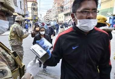 En Cochabamba los casos fueron en aumento durante mayo