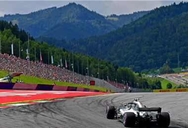 El circuito de Austria donde comenzará la temporada