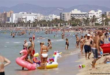 España recibirá a turistas desde junio