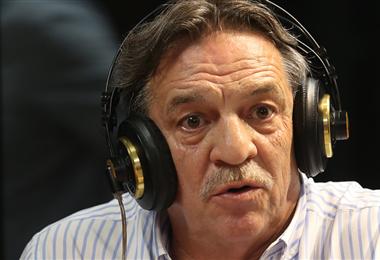 José Quiroga es el dueño de los derechos de transmisión