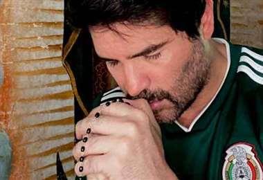 Un millón de rosarios es el reto lanzado por Eduardo Verástegui