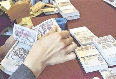 La institución financiera niega que se quiera modificar el tipo de cambio