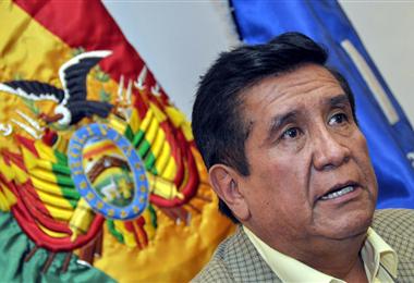 César Salinas apuesta a disputar los dos torneos del año